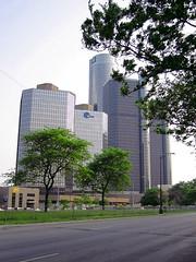 Detroit Renaissance Center 2