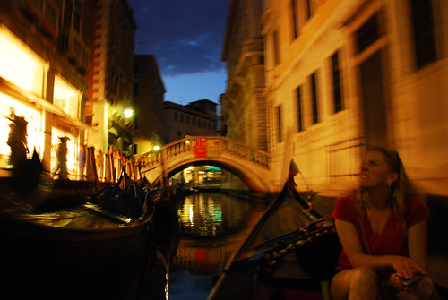 Gondola Ride Venice 1