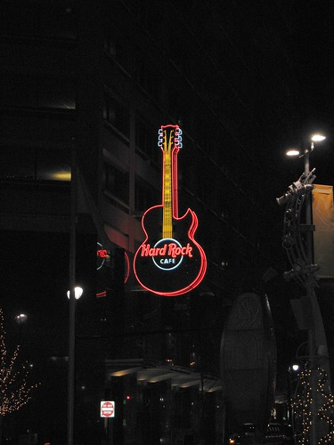 Detroit Hard Rock Cafe