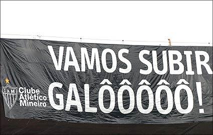 Vamos subir Galôôôôô!