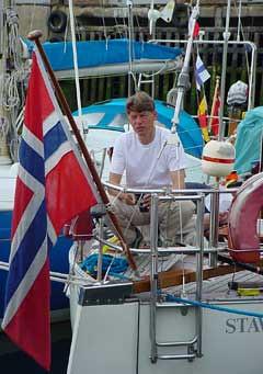 Races: North Sea Yacht Race 2006 (4/6)