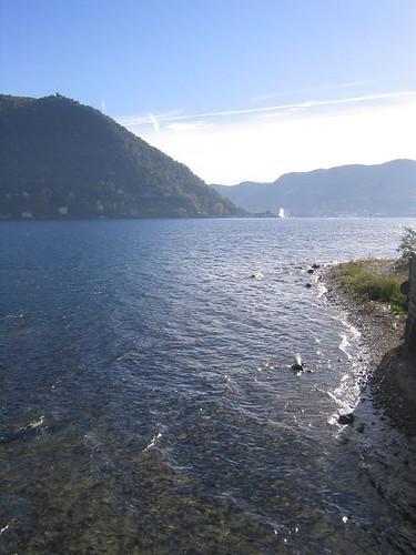 Lake Como from Cernobbio