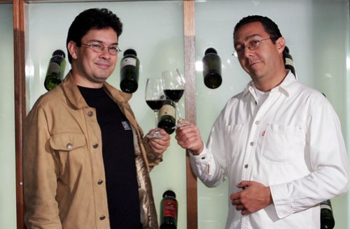 Vladimir Viloria y Luis El?as Rodr?guez