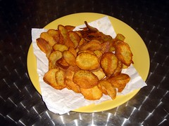 Homemade Potato Chips!
