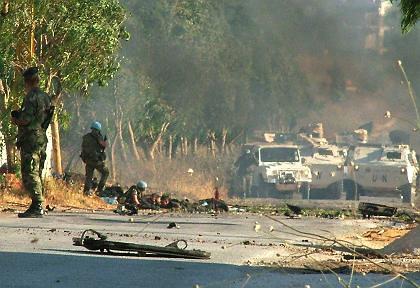 otra imagen del atentado