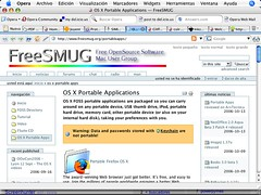 OSX Portable Apps