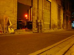DJ's den + street