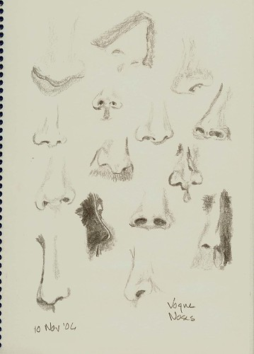 Vogue Noses