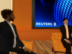 Warner Brothers CEO Edgar Bronfman interviewed by Adam Reuters