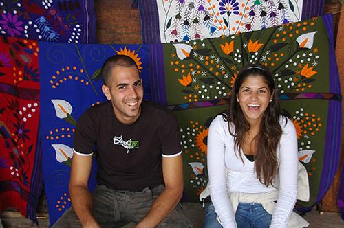 San Juan Chumula - 01 Maayan and Dror