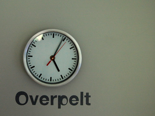 Overpelt Time