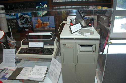 Museum of the Rockies - Microvax II 1