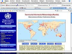 Servicio de Información Meteorológica Mundial