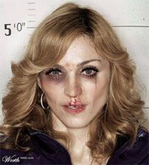 Madonna carcel