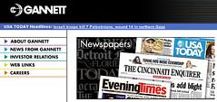 Gannet Co. Inc va réformer ses salles de rédaction