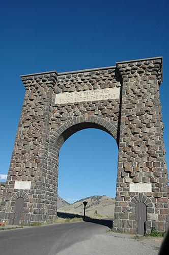 Yellowstone - Gateway
