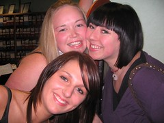 Hayley, Sarah & Emma