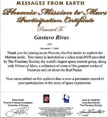 Phoenix Mission - Gustavo Rivas
