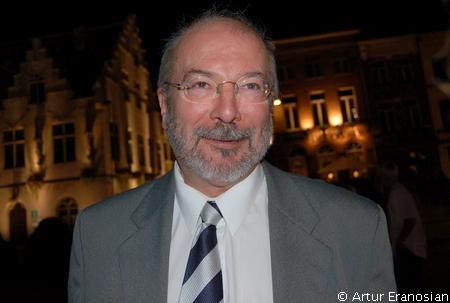 Theo Janssens - voorzitter OCMW