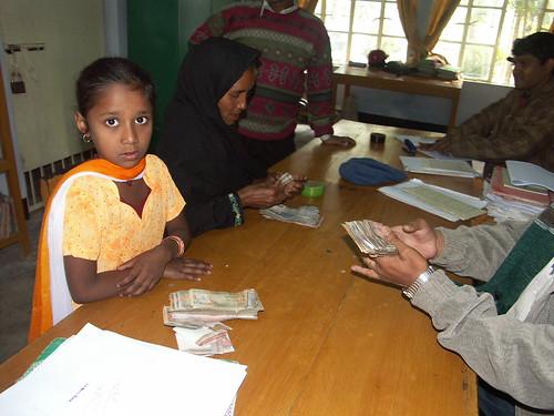 Grameen has 98% rapayment rate