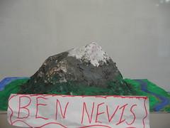 Katumu's Ben Nevis in Scotland