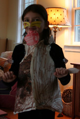 Turkey Costume - Front