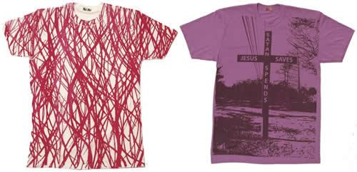 Brain's on Fire T-Shirts  by Matt Landon