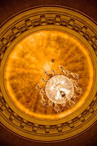Modest Ceiling Light
