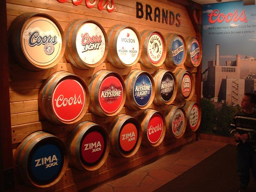 Coors Family of Beers