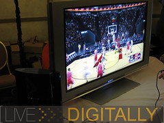PS3 and NBA 2007