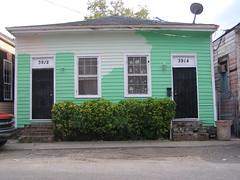3916 Annunciation Street Proposed FEMA demolition
