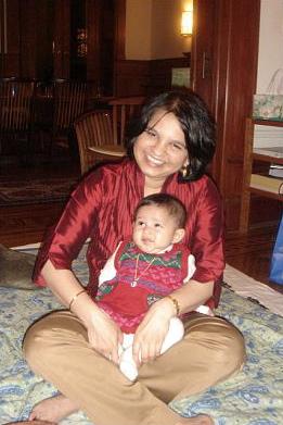 Nanda masi and me