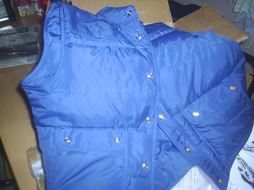 My down vest!