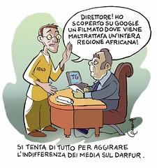 La vignetta della settimana - (C) 2006 Roberto Grassilli