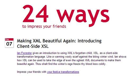 24 ways to impress your friends site
