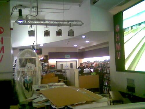Wii at HMV