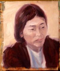 Sayaka - WIP 2
