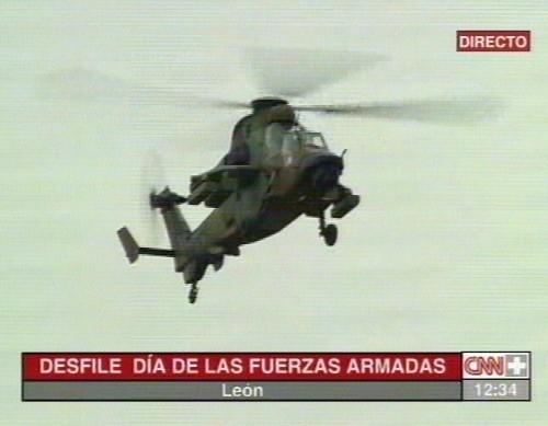 helicópteros Tigre