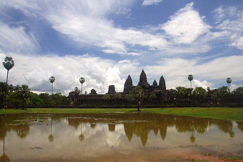 Angkor Reflection