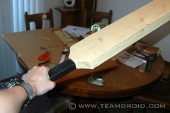 DIY Cricket Bat