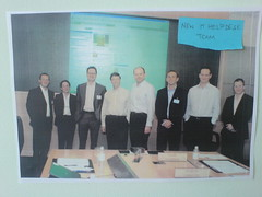 Photo of BBC Managment with Microsoft