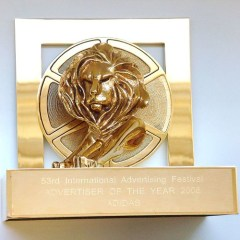Advertiser of the Year Award (Cannes Lion)