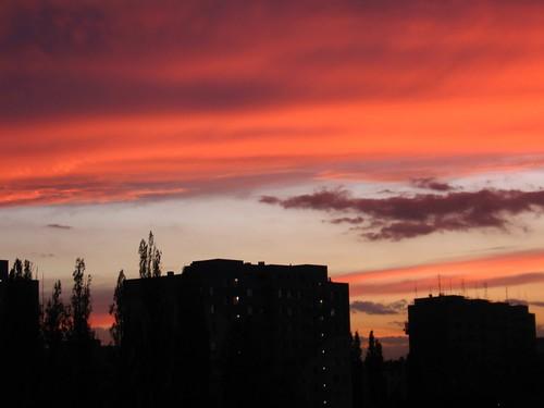 Chmury nad Wrocławiem (II)
