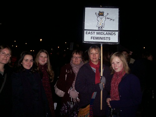 East Midland Feminists