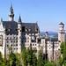 King Ludwig's Neuschwanstein Castle in Bavaria