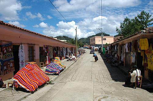 San Juan Chumula - 02 Chamula Street