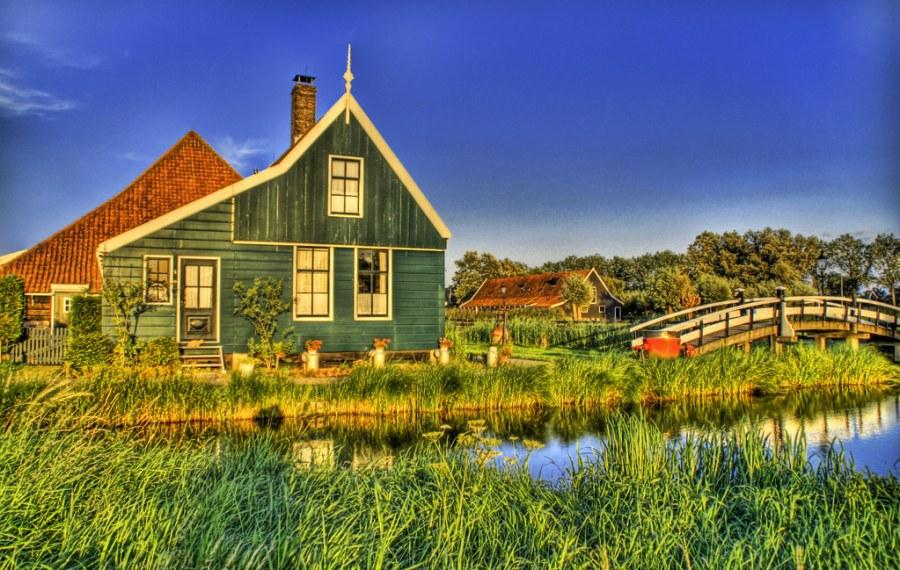 Holland Farmhouse