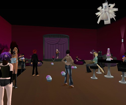 Jaynine Scarborough live in Second Life