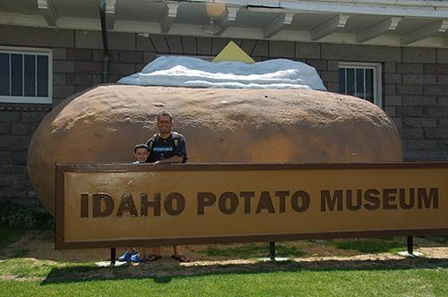 Blackfoot Idaho - Potato Expo