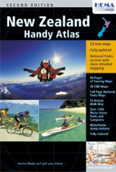 NZ Handy Atlas